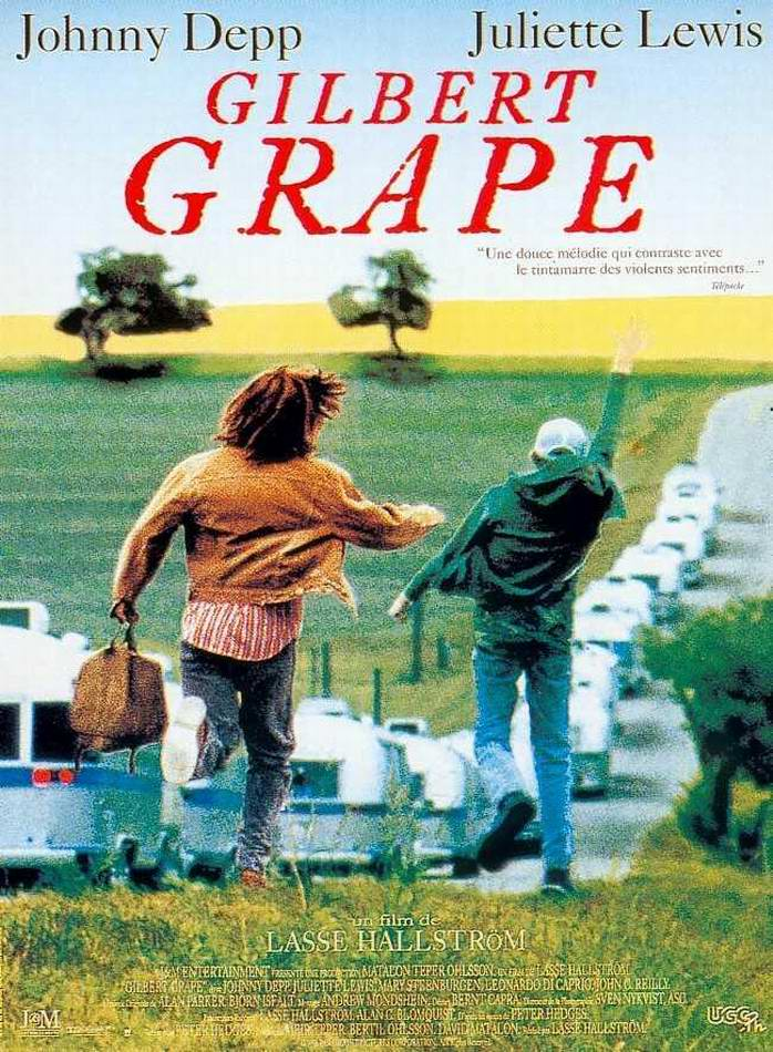a critical analysis of whats eating gilbert grape a movie by lasse hallstrom