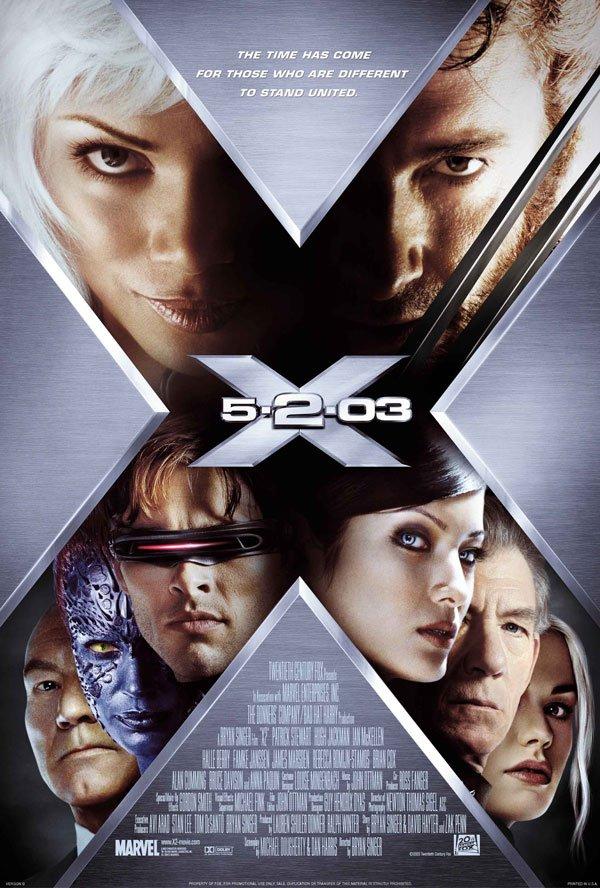 Люди Икс 2 2003 - Юрий Живов