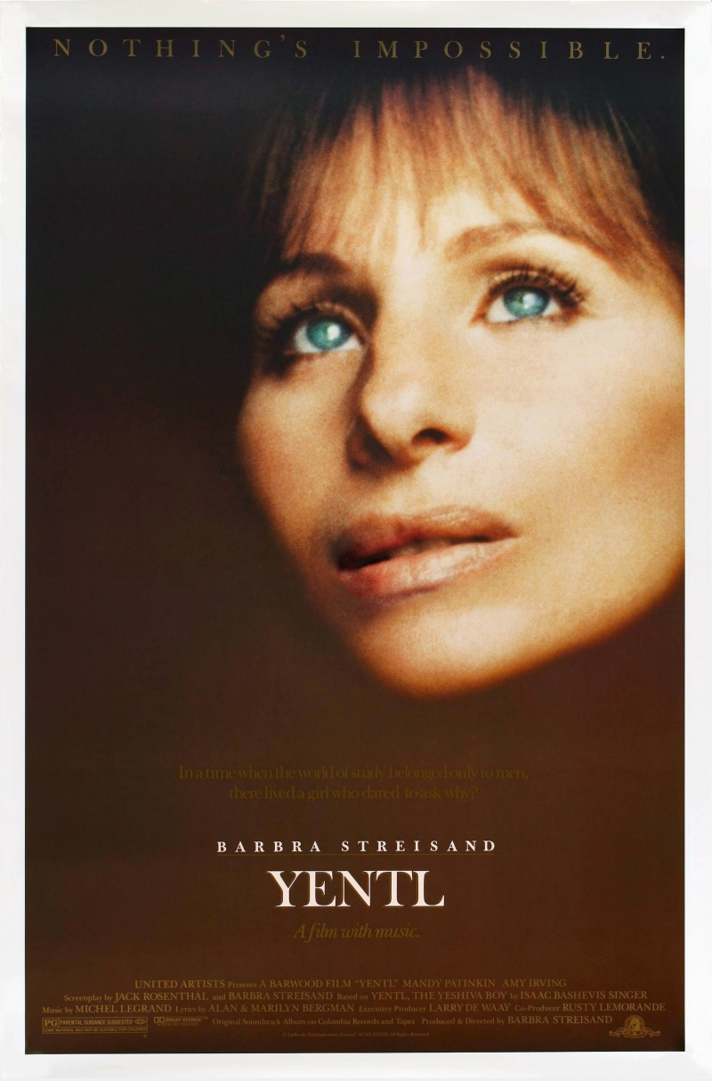 a review of the movie yentl