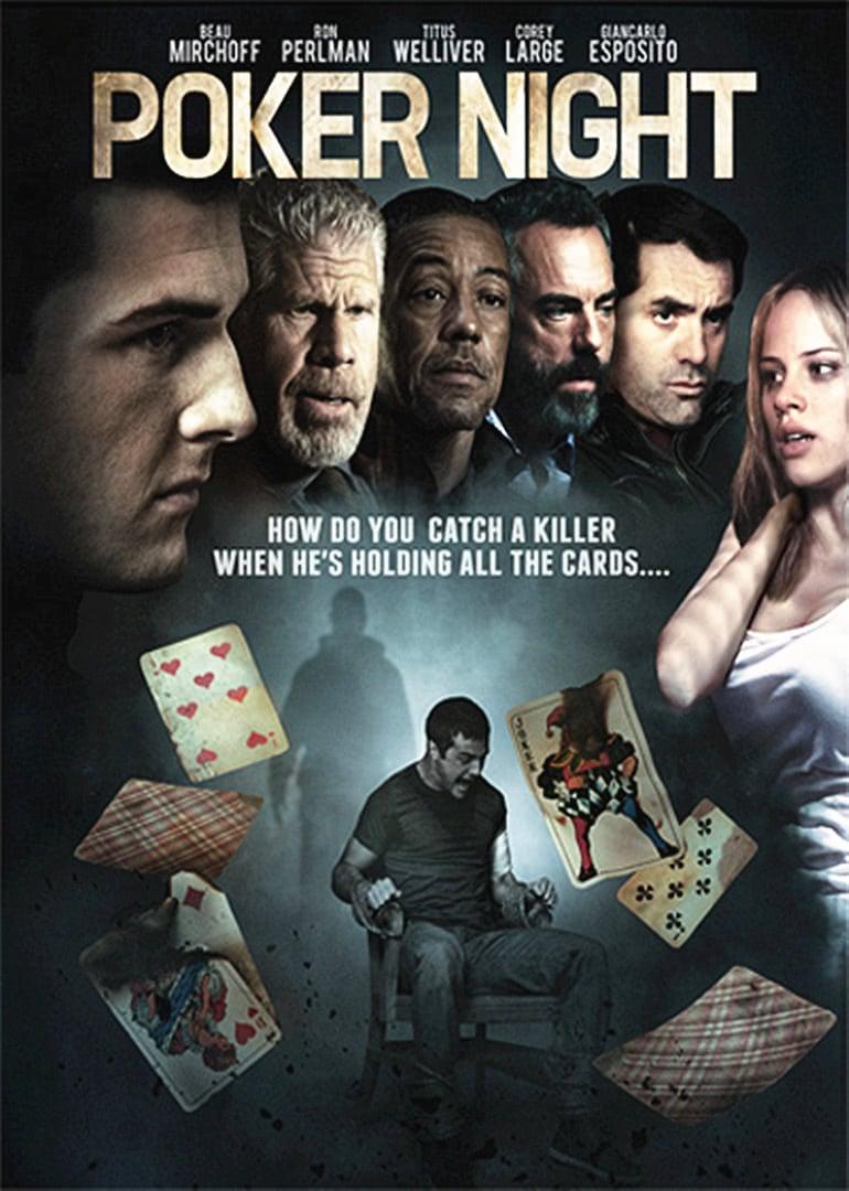 смотреть онлайн ночь покера трейлер