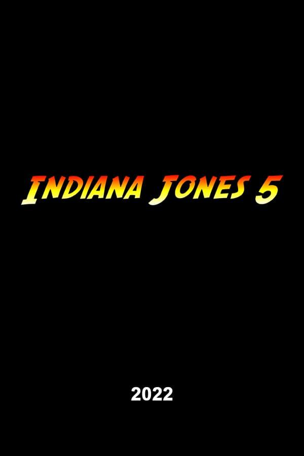 Индиана Джонс 5