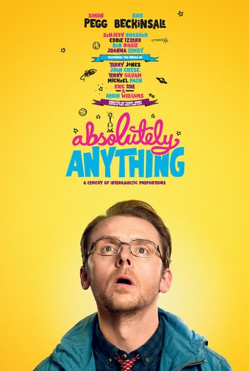 Всё могу / Absolutely Anything (2015)