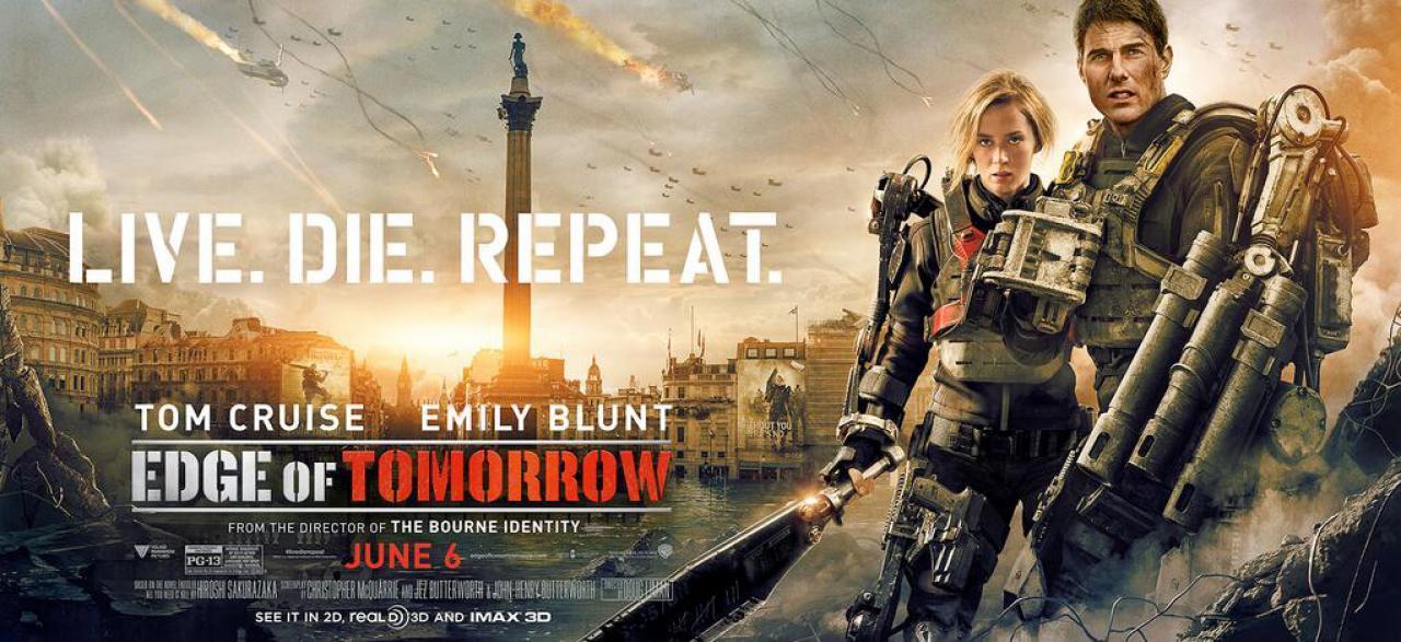 Edge of Tomorrow (2014) - MOVON