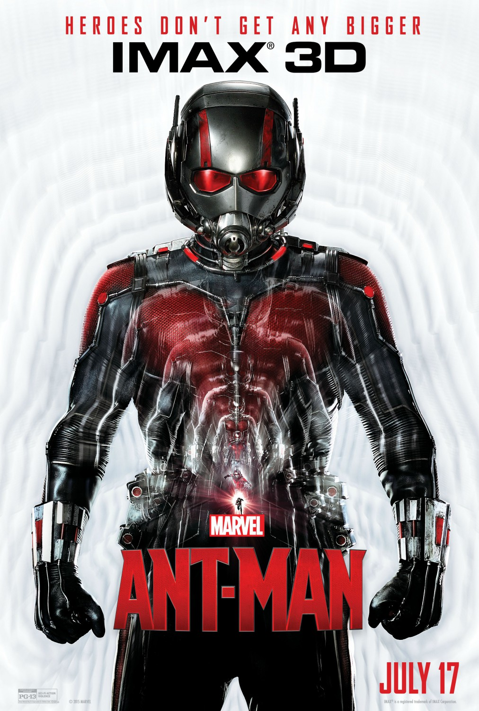 Постеры человек муравей