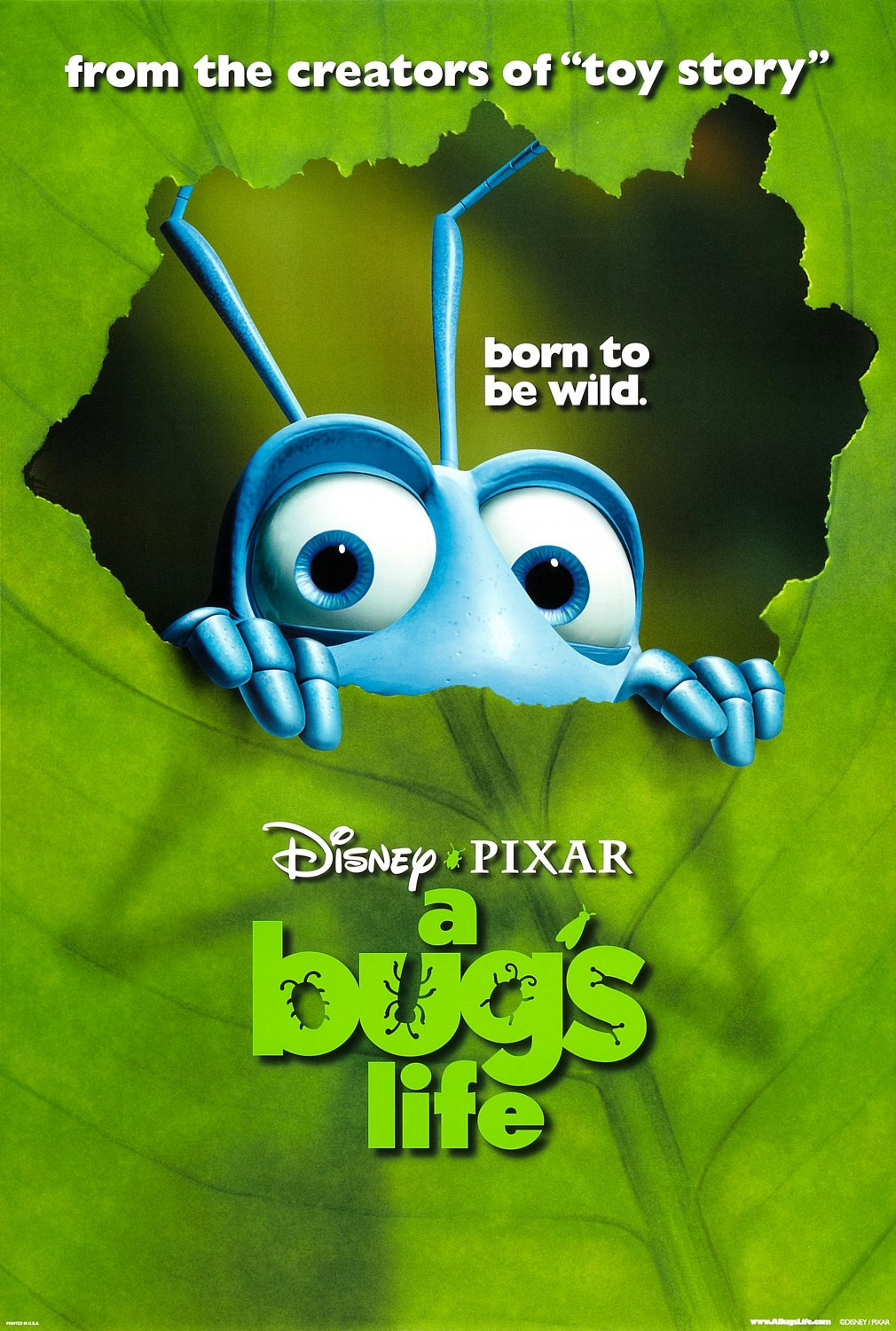 life as a bug A bug's life embark on an incredible journey with one little ant as he searches for a brave band of warriors to help him battle the bullying grasshoppers who threaten his home when he stumbles on a bumbling troupe of circus bugs instead, their only hope for victory is the bond of friendship and the awesome power of imagination.