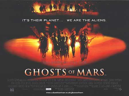 Призраки Марса смотреть онлайн