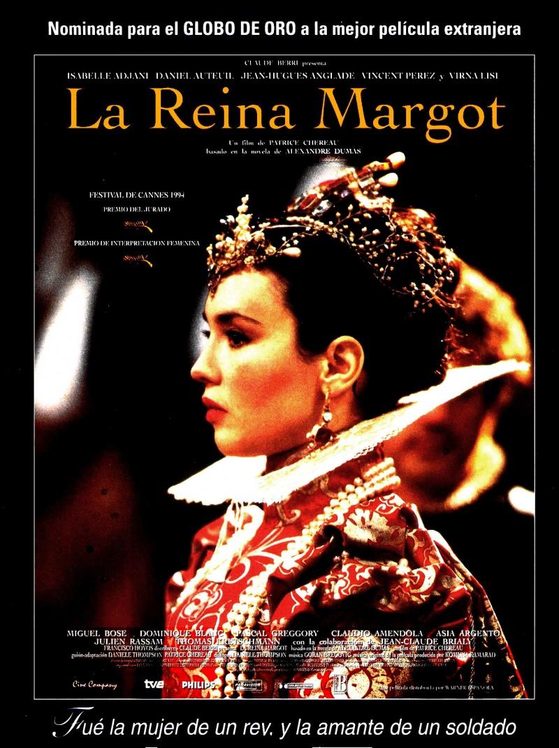 Королева Марго (1994) - смотреть онлайн фильм бесплатно
