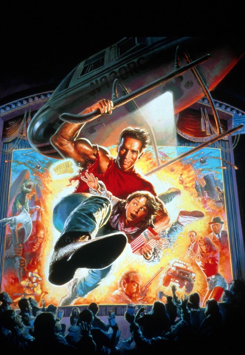 «Последний Киногерой» — 1993