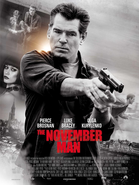 Man of november online activities