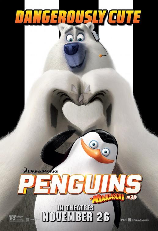«Смотреть Мультик Новые Серии Пингвины Из Мадагаскара» — 1997