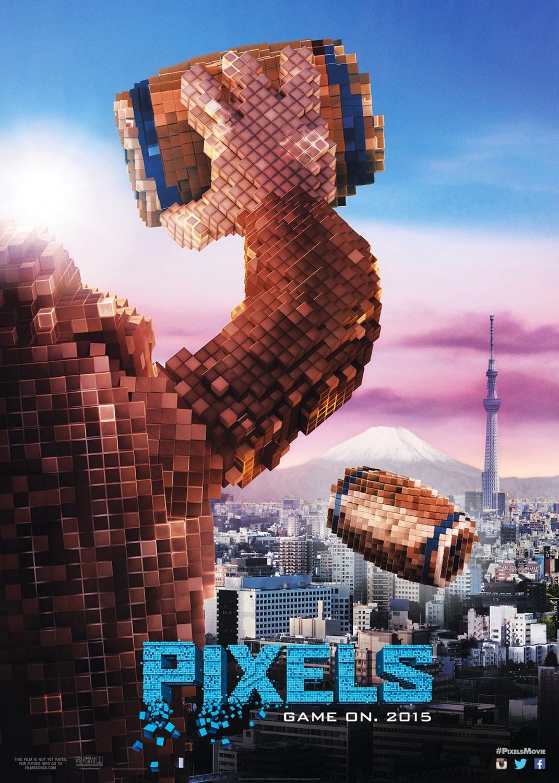 Пиксели (2 15) - смотреть онлайн