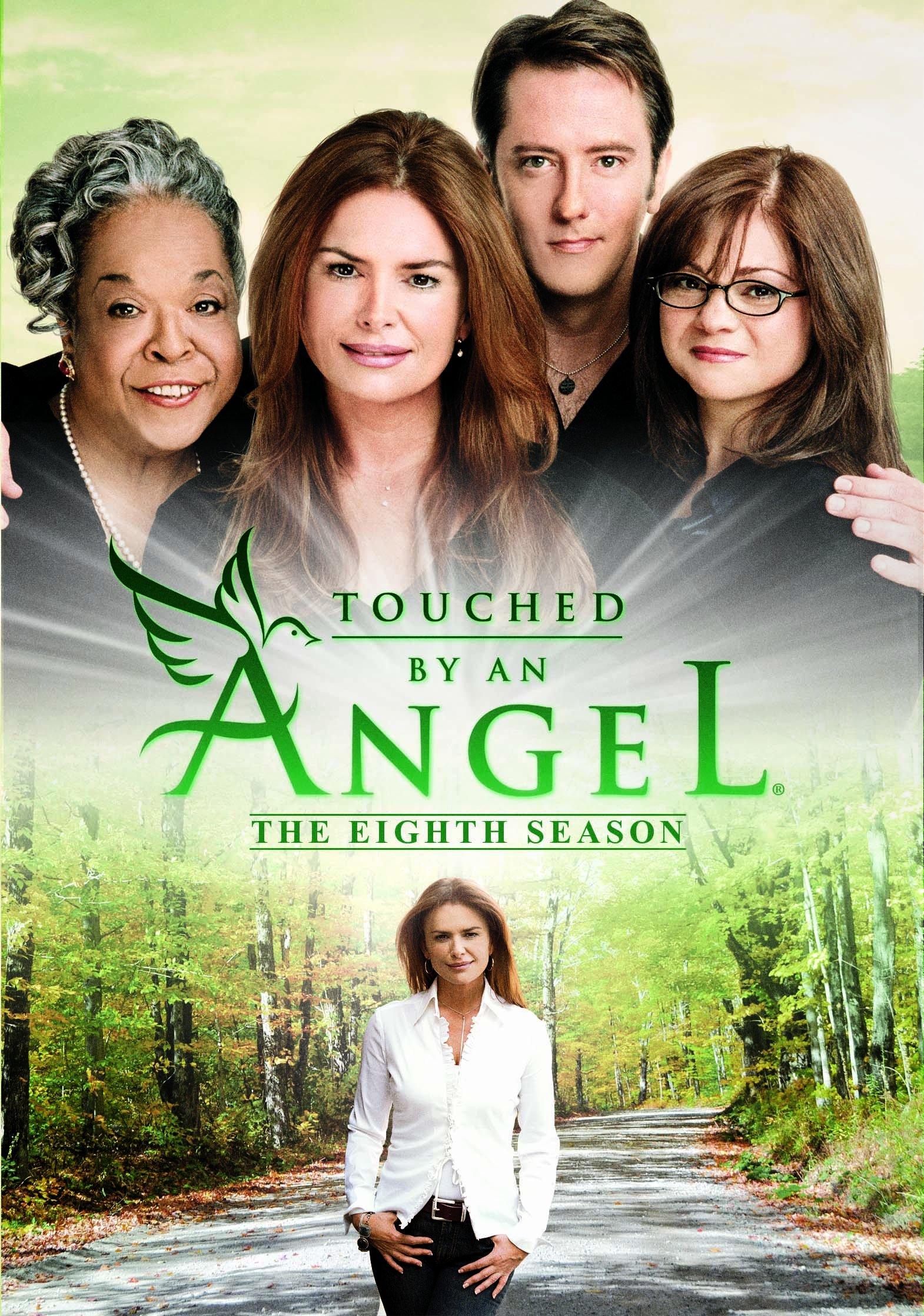 Прикосновение ангела сезон 1 (4 серии из 11) / touched by an angel.