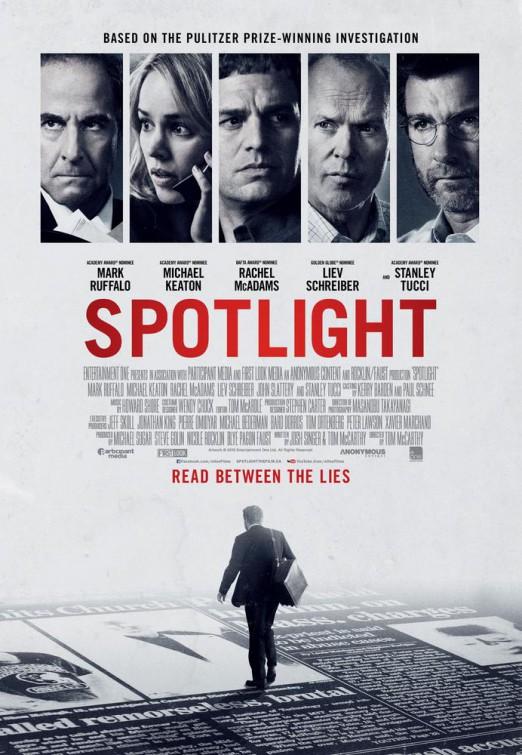 Spotlight HD Movie 2016 Torrent Download - 99 Hd Films