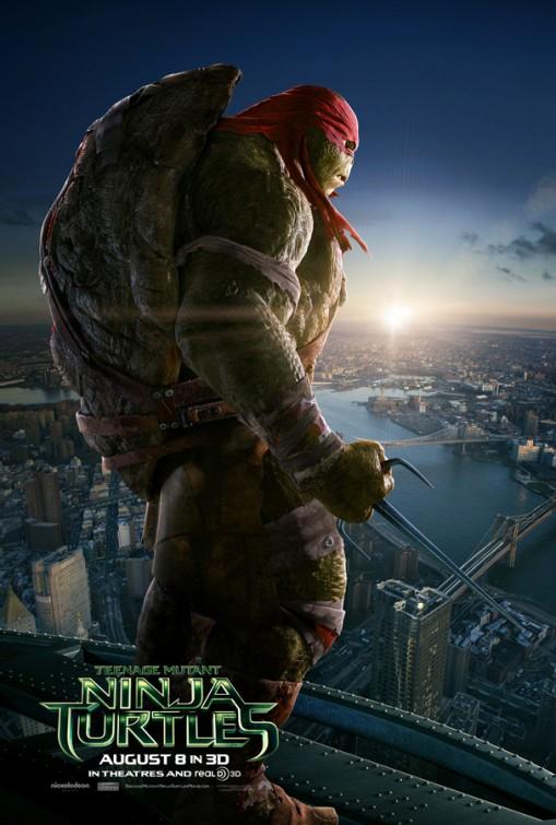 Teenage Mutant Ninja Turtles The Poster 27x40 Judith Hoag