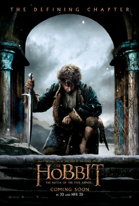 «Хоббит: Битва Пяти Воинств» — 2014
