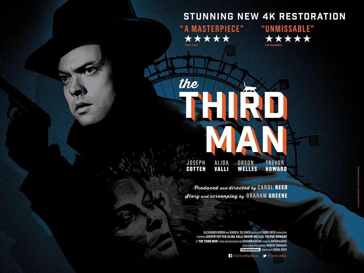 the third man by graham greene and carol reed essay