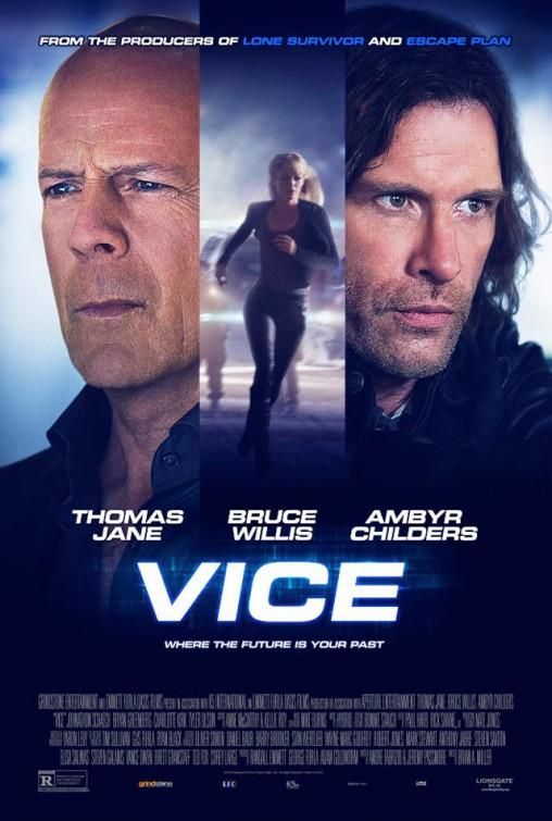 Постер (1) к фильму Злость (Vice, 2015)