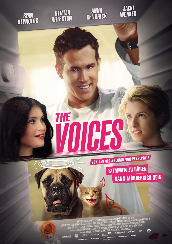 голоса смотреть онлайн 2014 фильм в хорошем качестве