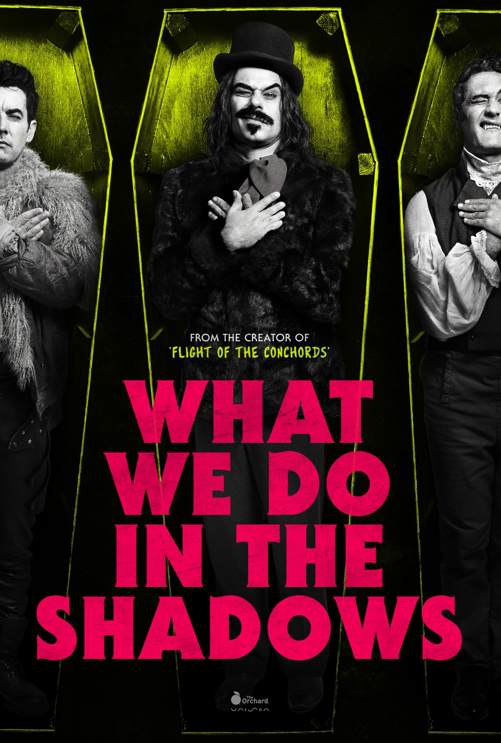 Poster (2) for the movie The Real Ghouls (What We Do in the ...