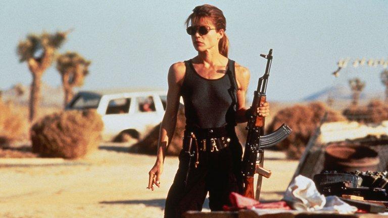 Линда Хэмилтон намекнула, что появится в новых частях «Терминатора»