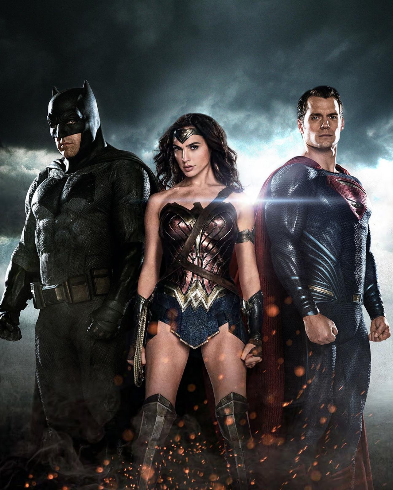Новый официальный трейлер фильма «Бэтмен против Супермена»