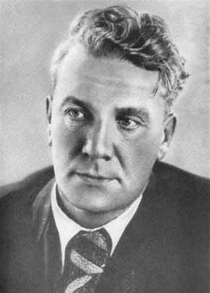 Николай Симонов актер