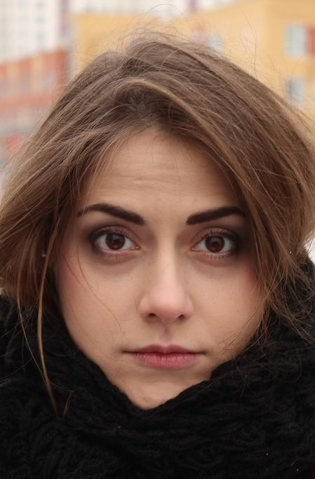 Анастасия Юдина Чистякова