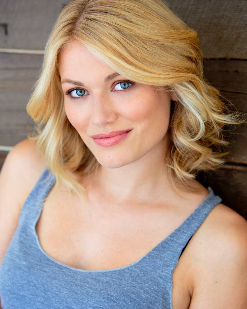 christina kelly voice actor