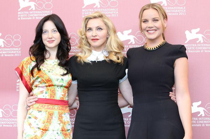 Мадонна представила фильм мы верим в