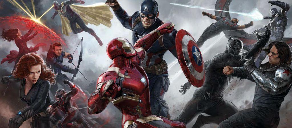 постер к фильму фильм Первый мститель: Противостояние
