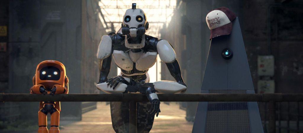 «Любовь, смерть и роботы»