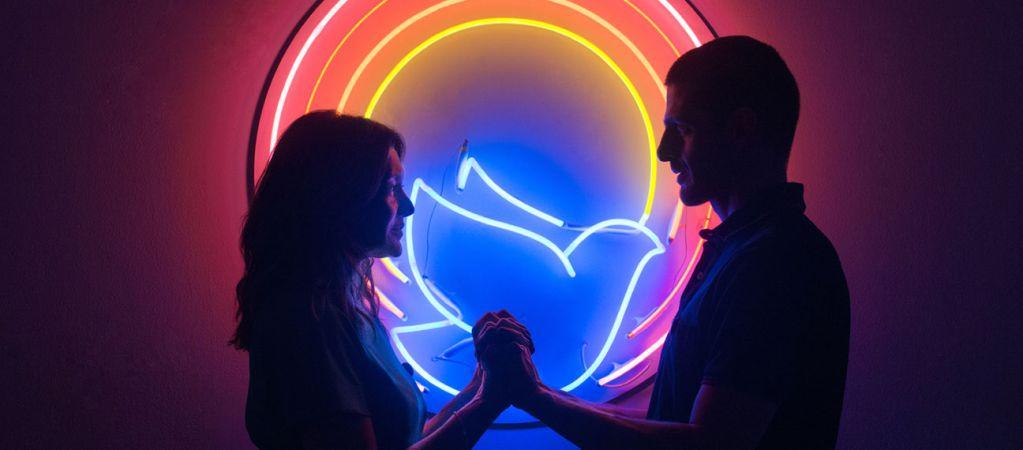 Лучшие тусовки — у нас в храме: рецензия на фильм «Божественная любовь»