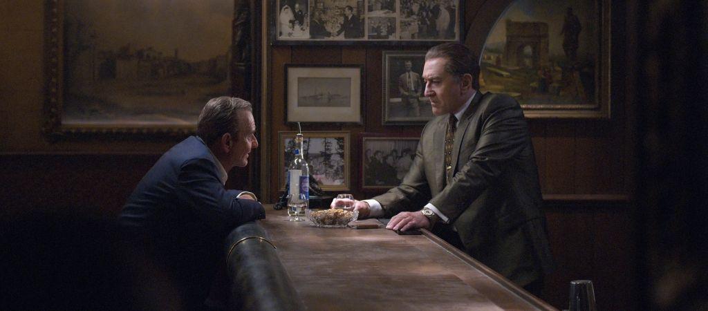 Я слышал, ты красишь дома: рецензия на фильм «Ирландец» Мартина Скорсезе