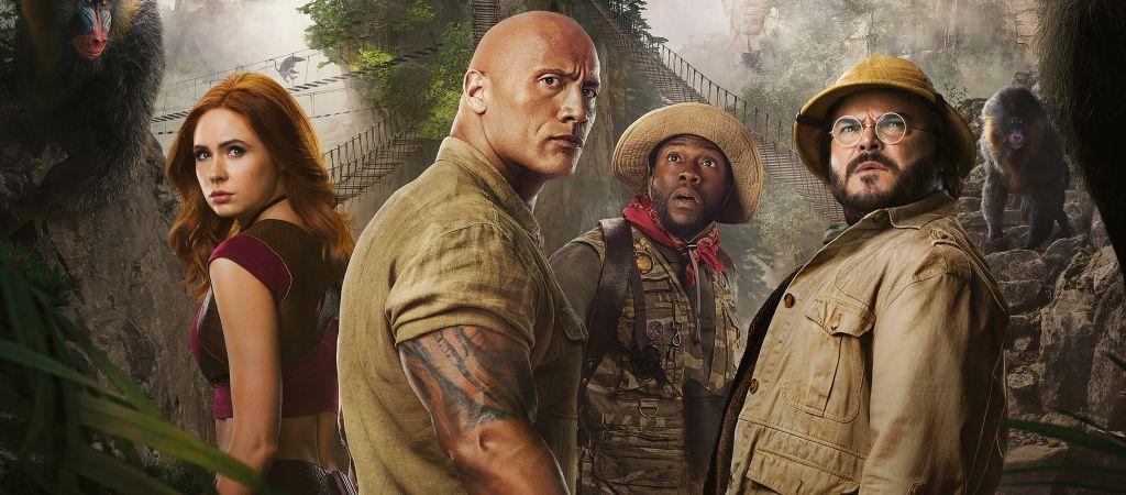 Ок, геймер: рецензия на фильм «Джуманджи: Новый уровень»
