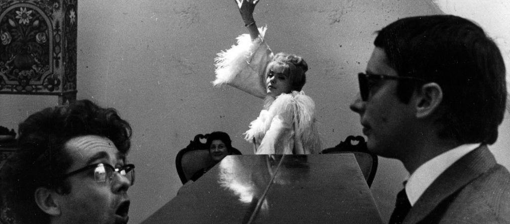 Великая французская постановщица Аньес Варда в 7 фильмах