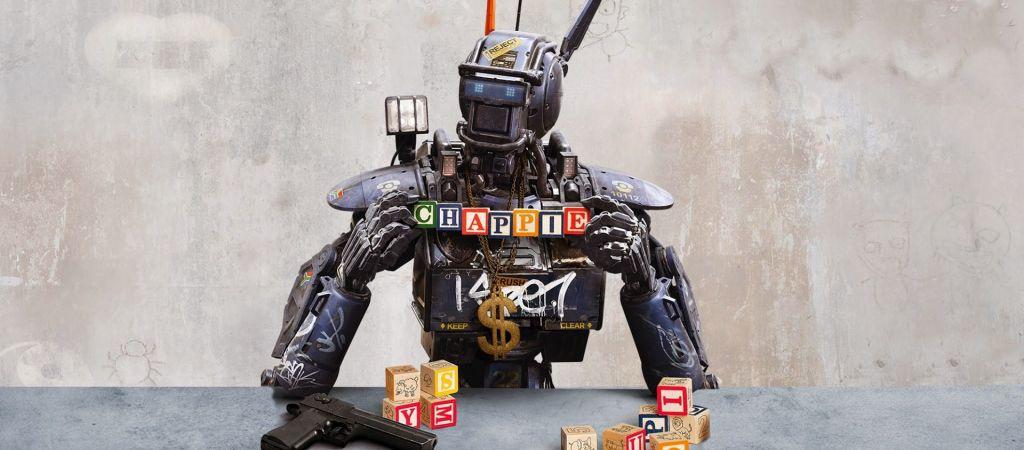 чаппи робот фото