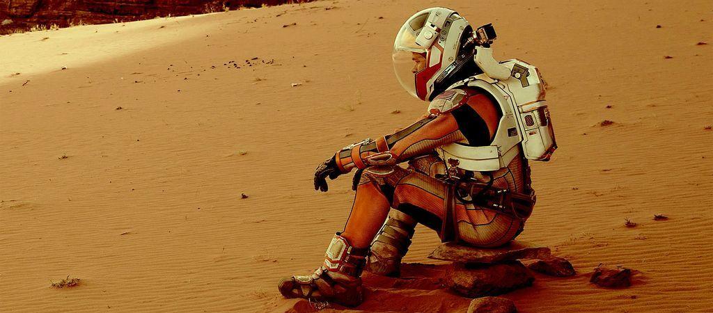 Секс с марсианином