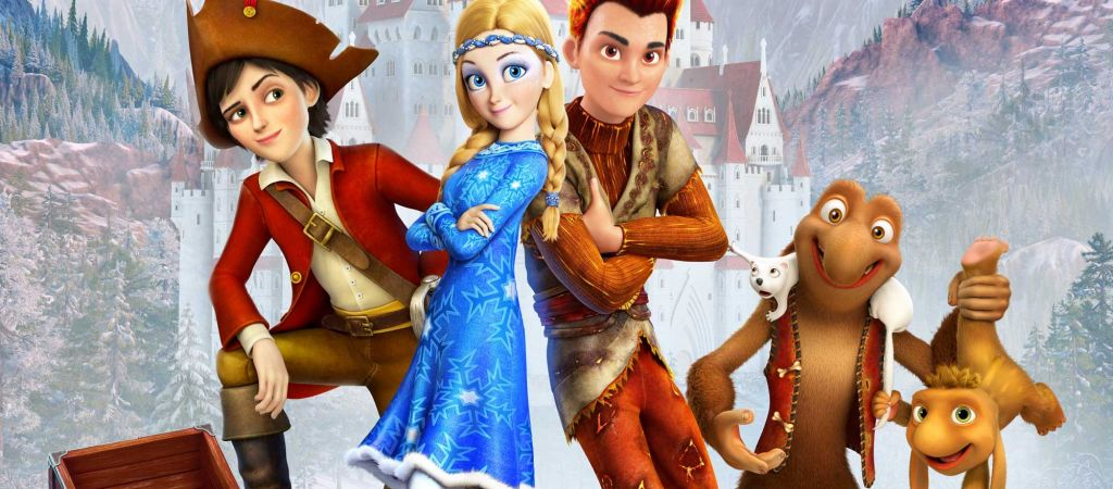 Снежная королева мультфильм смотреть онлайн бесплатно