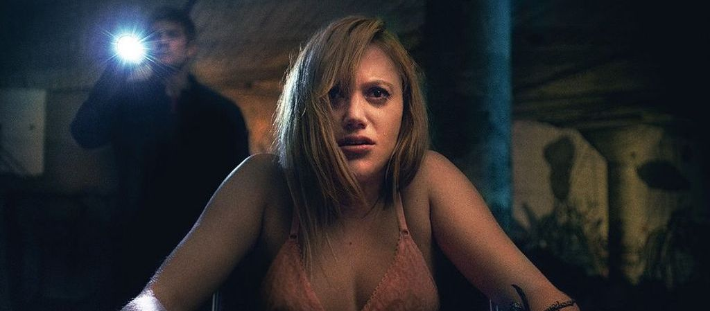 Секс страшные фильмы ужасов