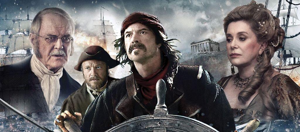 Фильмы и сериалы про пиратов в онлайн кинотеатре