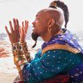 Свежий постер фильма «Аладдин» c Уиллом Смитом в образе Джинна