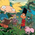 "Get on the special show cartoon. ""Hey, Arnold! Jungle movies & raquo;"