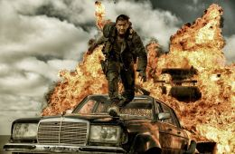 Results of the year: 15 best action scenes 2015 year