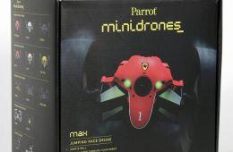 Колесный дрон Parrot Minidrone Max