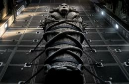 "Than the new ""Mummy"" will be different from the former and from the comic blockbusters Marvel and DC Comics"