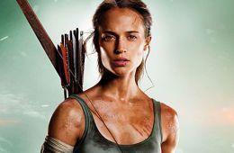Гробницы зовут!. Рецензия на фильм «Tomb Raider: Лара Крофт» (Борис Иванов, Film.ru)