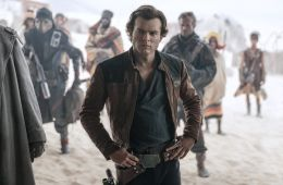 Прошлое предсказуемое. Нужен ли нам новый фантастический приквел «Хан Соло: Звездные войны. Истории»? (Борис Иванов, Film.ru)