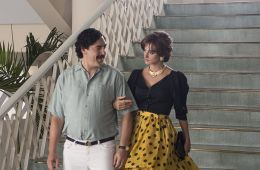 "A face with a mustache. Review of the film ""Escobar"" (Boris Ivanov, Film.ru)"