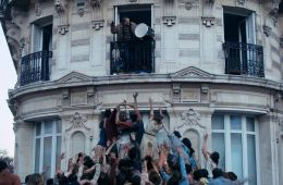 Город любви и смерти. Рецензия на фильм «Париж. Город Zомби» (Борис Хохлов, Film.ru)