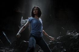 "A warrior with big eyes. All that we know about the upcoming fantastic blockbuster of Robert Rodriguez and James Cameron ""Alita: Battle Angel"" (Boris Ivanov, Film.ru)"